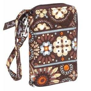 VERA BRADLEY All-in-One Wristlet in Canyon - NWT